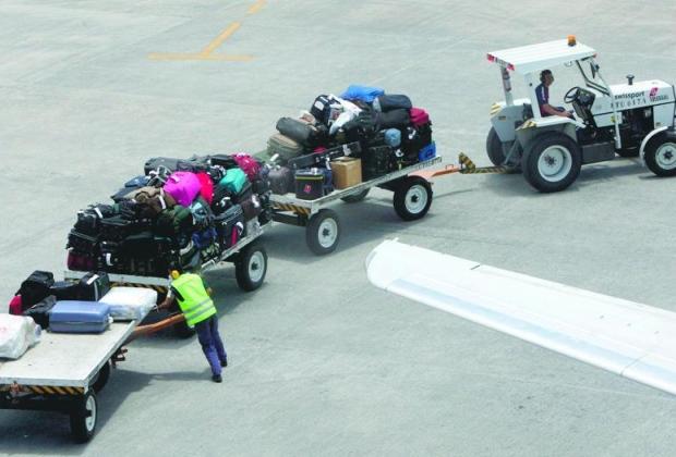 O que fazer se minha bagagem for extraviada no exterior?